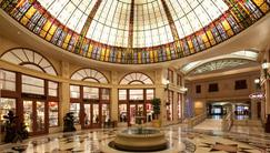 大厅:nullnull的景致。图片由官方酒店资料提供